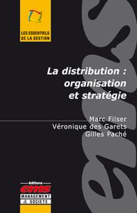 Livre numérique La distribution : organisation et stratégie
