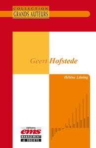 Livre numérique Geert Hofstede