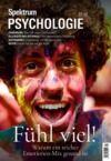 Electronic book Spektrum Psychologie 1/2019 - Fühl viel!