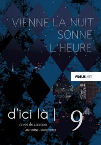 Electronic book d'ici là, n°9