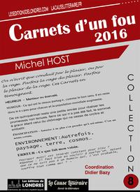 Livre numérique Carnets d'un fou 2016