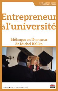 Livre numérique Entrepreneur à l'université