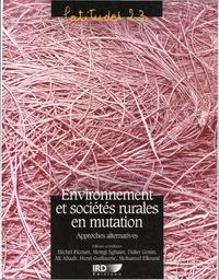 Livre numérique Environnement et sociétés rurales en mutation