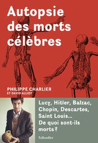 Livre numérique Autopsie des morts célèbres