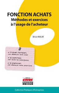 Livre numérique Fonction achats - Méthodes et exercices à l'usage de l'acheteur
