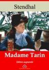 Livre numérique Madame Tarin | Edition intégrale et augmentée