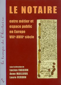 Electronic book Le notaire