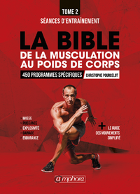 Livre numérique La bible de la musculation au poids de corps