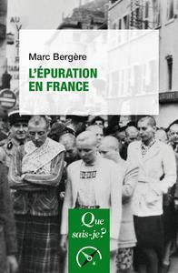 Livre numérique L'Épuration en France