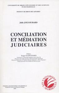 Livre numérique Conciliation et médiation judiciaires