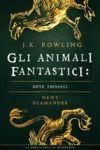 Livre numérique Gli Animali Fantastici: dove trovarli