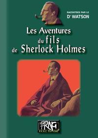 Livre numérique Les aventures du Fils de Sherlock Holmes