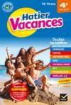 E-Book Cahier de vacances de la 4e vers la 3e - 2020