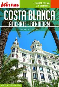 Electronic book COSTA BLANCA 2021/2022 Carnet Petit Futé