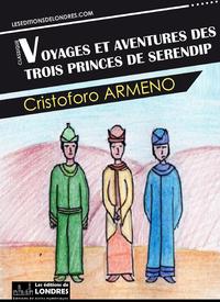 Livre numérique Voyages et aventures des trois princes de Serendip
