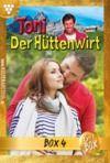 Livre numérique Toni der Hüttenwirt (ab 265) Jubiläumsbox 4 – Heimatroman