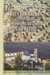 Livre numérique Dictionnaire étymologique des Noms de lieu de la Savoie
