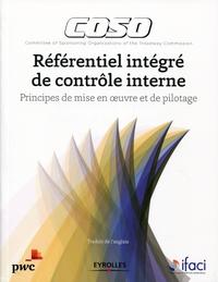 Livre numérique Coso - Référentiel intégré de contrôle interne