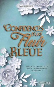 Livre numérique Confidences d'une fleur bleue