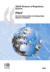 Electronic book OECD Reviews of Regulatory Reform: Italy 2009