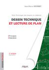 Electronic book Dessin technique et lecture de plan