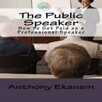 Electronic book The Public Speaker