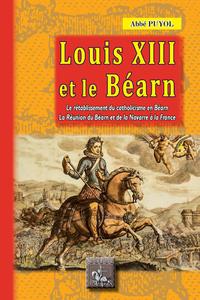 Livre numérique Louis XIII et le Béarn