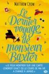 Livre numérique Le Dernier Voyage de monsieur Baxter