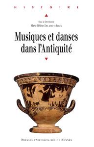 Livre numérique Musiques et danses dans l'Antiquité