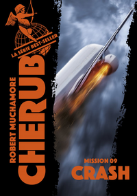 Livre numérique Cherub (Mission 9) - Crash