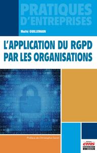 Livre numérique L'application du RGPD par les organisations