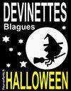 Livre numérique Devinettes et blagues d'Halloween