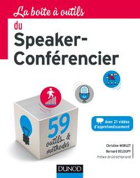 Livre numérique La Boîte à outils du Speaker Conférencier