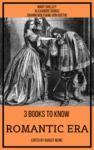 Livre numérique 3 books to know Romantic Era
