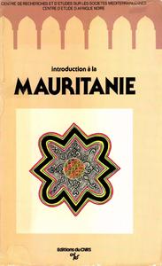 Livre numérique Introduction à la Mauritanie