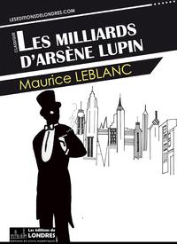 Livre numérique Les milliards d'Arsène Lupin