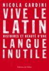 Livre numérique Vive le latin