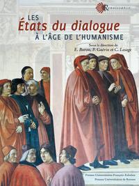Livre numérique Les États du dialogue à l'âge de l'humanisme