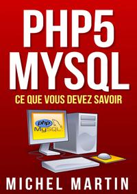 Livre numérique PHP5 MySQL Ce que vous devez savoir