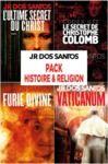 Livre numérique Pack JR Dos Santos - Histoire et religion - 4 titres