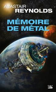Livre numérique Mémoire de métal