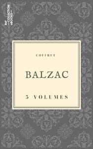 Livre numérique Coffret Balzac