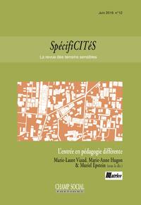 Livre numérique Spécificités n°12. L'entrée en pédagogie différente