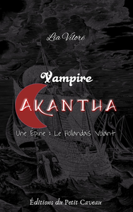 Electronic book Vampire Akantha - Episode 1