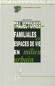 Livre numérique Trajectoires familiales et espaces de vie en milieu urbain