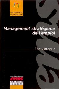 Livre numérique Management stratégique de l'emploi