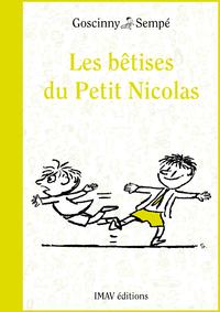 Livre numérique Les bêtises du Petit Nicolas