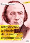 Livre numérique Introduction à l'étude de la médecine expérimentale