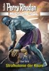 Livre numérique Mission SOL 5: Strafkolonie der Ksuni