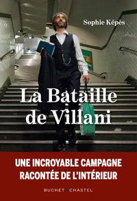 Livre numérique La bataille de Villani